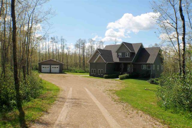 62028 Rr421, Rural Bonnyville M.D., AB T9M 1P2 (#E4119072) :: The Foundry Real Estate Company