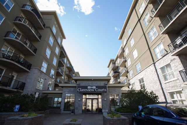 2-208 4245 139 Avenue, Edmonton, AB T5Y 3E8 (#E4119090) :: The Foundry Real Estate Company