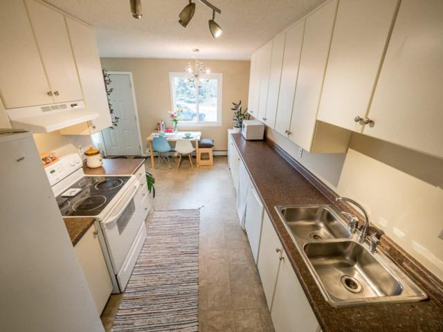 119 6103 35A Avenue, Edmonton, AB T6L 1G7 (#E4119180) :: The Foundry Real Estate Company
