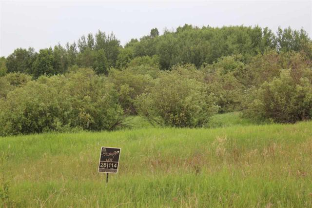 114, 50072  Rge Rd 205, Rural Camrose County, AB T0B 2M1 (#E4119698) :: The Foundry Real Estate Company