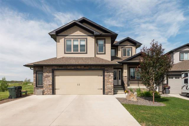 71 Danfield Place, Spruce Grove, AB T7X 0A3 (#E4119721) :: The Foundry Real Estate Company