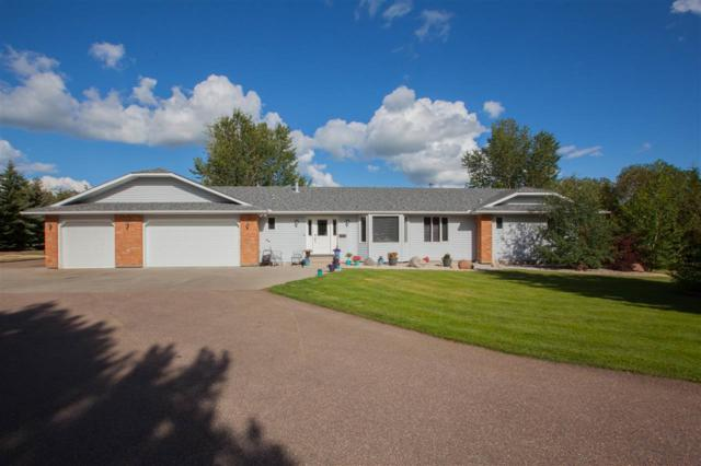 #65 Benjamin Road, Rural Sturgeon County, AB T0A 0K5 (#E4119895) :: The Foundry Real Estate Company