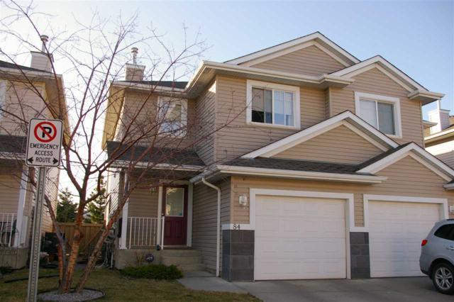 84 287 Macewan Road, Edmonton, AB T6W 1T4 (#E4120029) :: The Foundry Real Estate Company