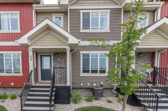 49 675 Albany Way, Edmonton, AB T6V 0H1 (#E4120143) :: Müve Team | RE/MAX Elite