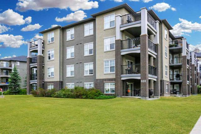 313 622 Mcallister Loop, Edmonton, AB T6W 1N2 (#E4120213) :: The Foundry Real Estate Company