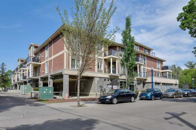 306 9750 94 Street, Edmonton, AB T6C 2E3 (#E4120467) :: The Foundry Real Estate Company