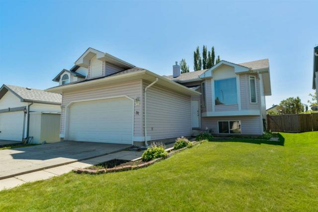 31 Lindsay Crescent, Spruce Grove, AB T7X 3W8 (#E4120475) :: The Foundry Real Estate Company