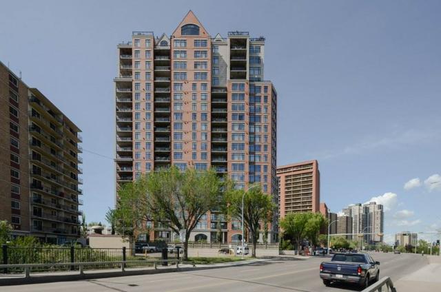 1005 9020 Jasper Avenue, Edmonton, AB T5H 3S8 (#E4120621) :: The Foundry Real Estate Company