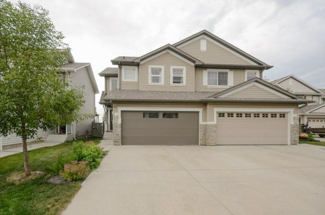 1666 Melrose Place, Edmonton, AB T6W 1X6 (#E4120631) :: The Foundry Real Estate Company