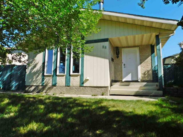 88 Lunnon Drive, Gibbons, AB T0A 1N0 (#E4120806) :: The Foundry Real Estate Company