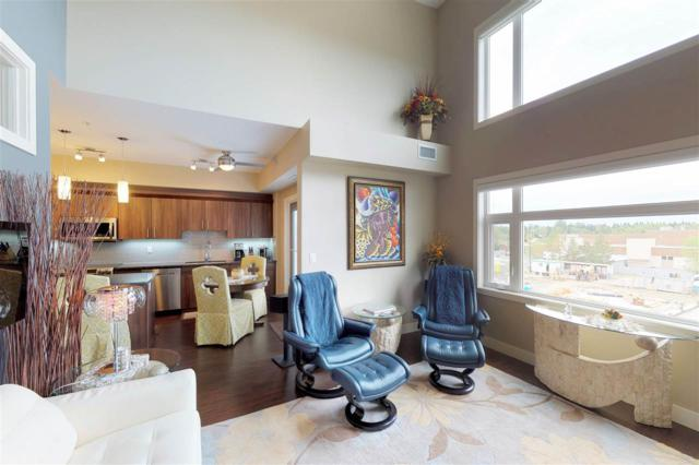 PH10 111 Festival Way, Sherwood Park, AB T8A 4Y4 (#E4120824) :: The Foundry Real Estate Company