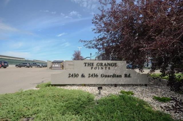 311 311 2430 Guardian Road NW, Edmonton, AB T5T 6X9 (#E4120947) :: The Foundry Real Estate Company
