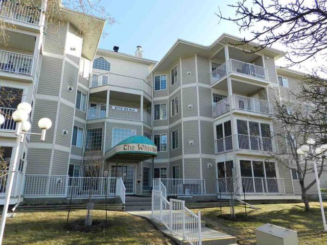 201 8715 82 Avenue NW, Edmonton, AB T6C 4L6 (#E4120991) :: The Foundry Real Estate Company