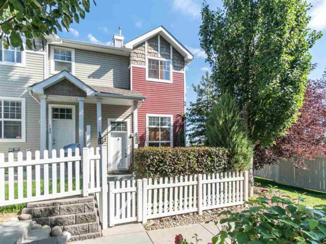 142 5604 199 Street, Edmonton, AB T6M 2Z9 (#E4121002) :: The Foundry Real Estate Company