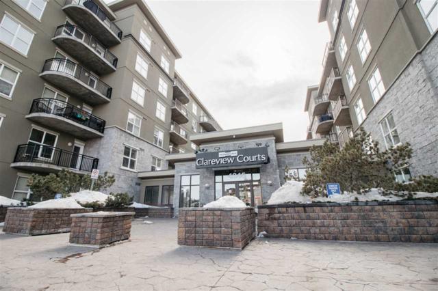 2-104 4245 139 Avenue, Edmonton, AB T5Y 3B9 (#E4121012) :: The Foundry Real Estate Company