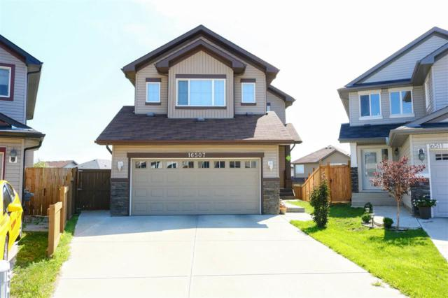 16507 42 Street NW, Edmonton, AB T5Y 0T1 (#E4121034) :: The Foundry Real Estate Company
