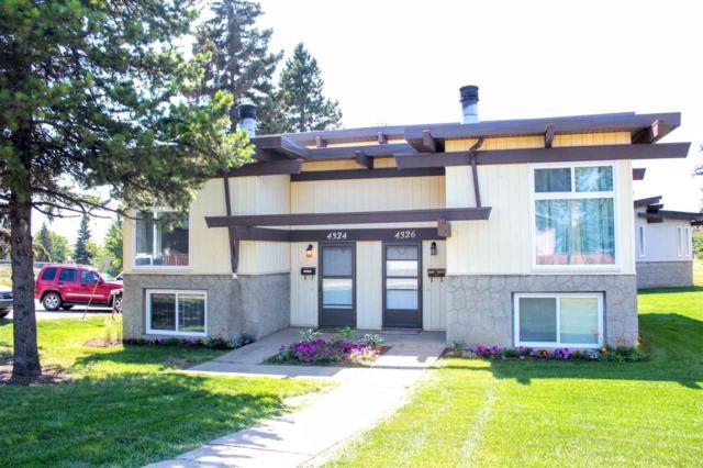 4324 76 Street NW, Edmonton, AB T6K 1V3 (#E4121080) :: The Foundry Real Estate Company