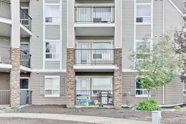 1222 9363 Simpson Drive, Edmonton, AB T6R 0N2 (#E4121137) :: The Foundry Real Estate Company
