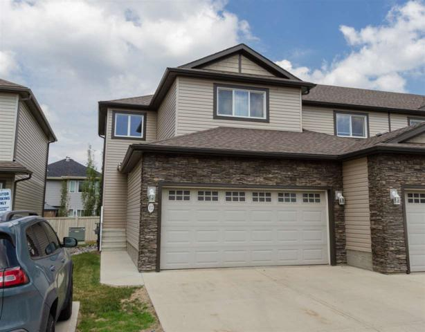 12, 2005 70 Street, Edmonton, AB T6X 0T9 (#E4121146) :: The Foundry Real Estate Company