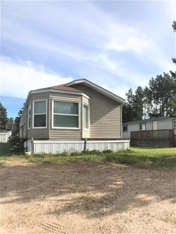 48 Village Green Mobile Home Park Pa, Warburg, AB T0C 2T0 (#E4121216) :: The Foundry Real Estate Company
