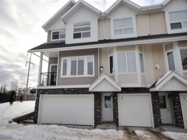 7 13215 153 Avenue, Edmonton, AB T6V 0B6 (#E4121267) :: The Foundry Real Estate Company