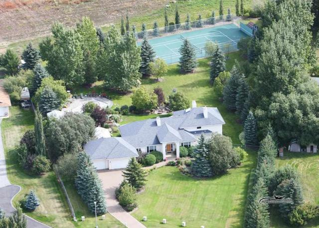 92 Flynn Way, Rural Sturgeon County, AB T8T 0C5 (#E4121357) :: The Foundry Real Estate Company