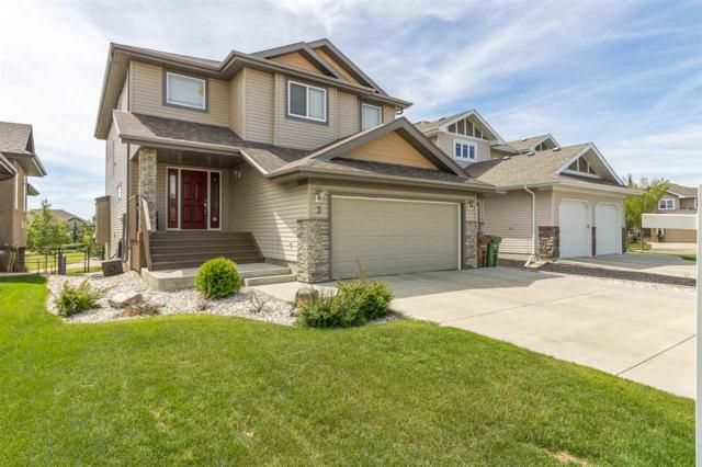 3 Normandeau Crescent, St. Albert, AB T8N 3C5 (#E4121424) :: The Foundry Real Estate Company