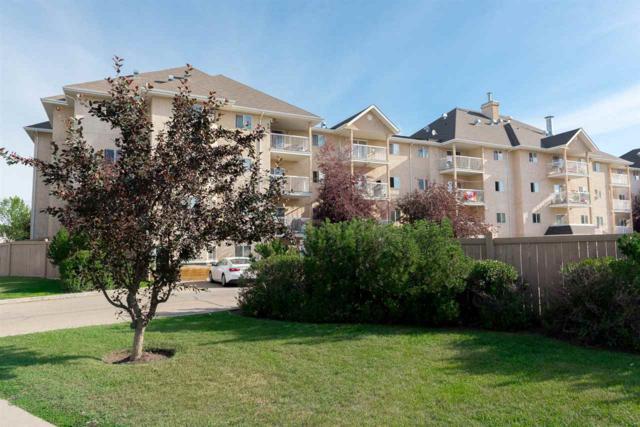 435 4210 139 Avenue, Edmonton, AB T5Y 2W6 (#E4121426) :: The Foundry Real Estate Company