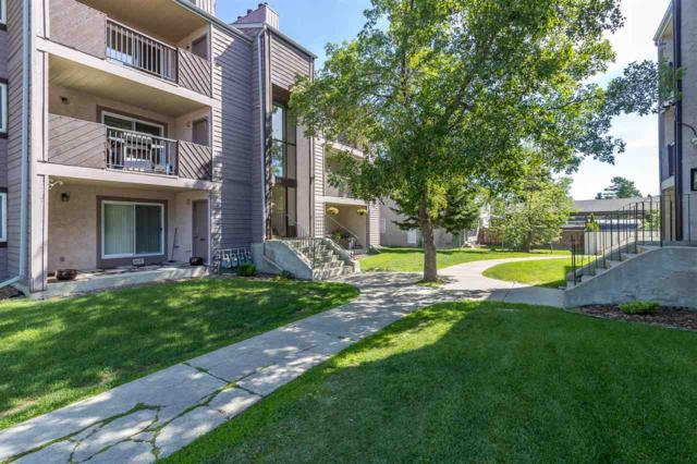 203 49 Akins Drive, St. Albert, AB T8N 3M6 (#E4121444) :: The Foundry Real Estate Company