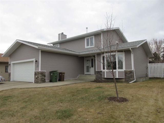98 Langholm Drive, St. Albert, AB T8N 4N6 (#E4121496) :: The Foundry Real Estate Company