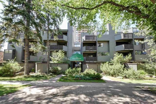304 10148 118 Street, Edmonton, AB T5K 1Y4 (#E4121555) :: The Foundry Real Estate Company