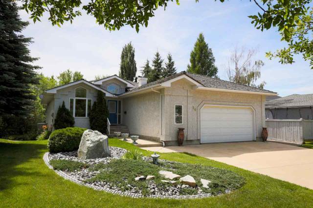 16 Harwood Drive, St. Albert, AB T8V 5V5 (#E4121612) :: The Foundry Real Estate Company