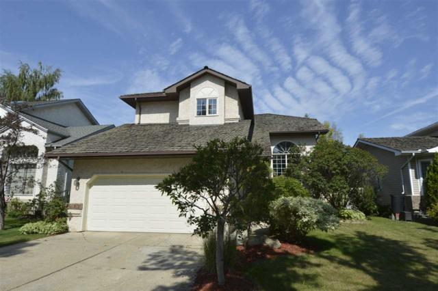 22 Emerald Terrace, St. Albert, AB T8N 5S4 (#E4121613) :: The Foundry Real Estate Company