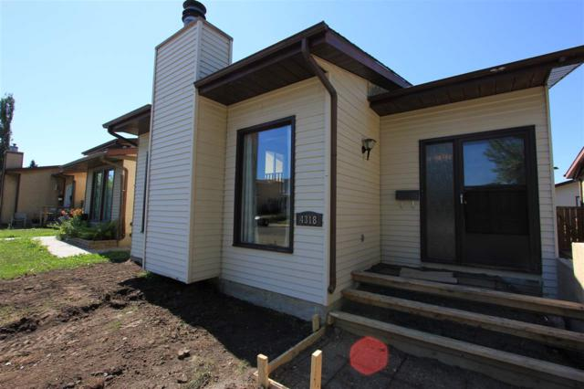 4318 38 Street NW, Edmonton, AB T6L 4K4 (#E4121616) :: The Foundry Real Estate Company