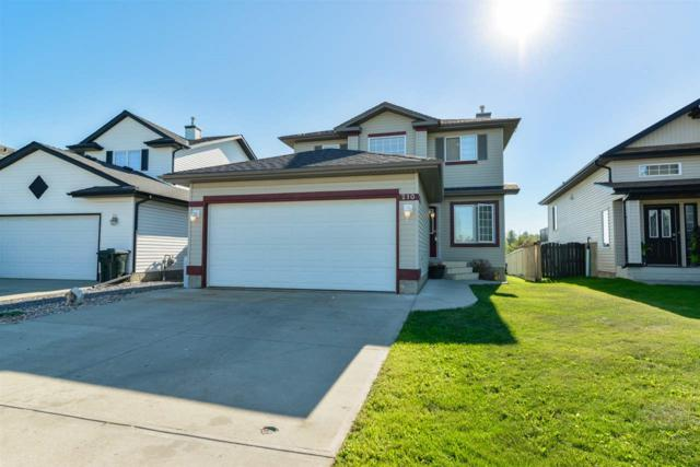 210 Lakewood Drive, Spruce Grove, AB T7X 3W8 (#E4121682) :: The Foundry Real Estate Company
