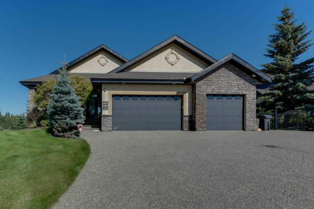 13 26126 Hyw 16, Rural Parkland County, AB T7Y 1A1 (#E4121763) :: The Foundry Real Estate Company