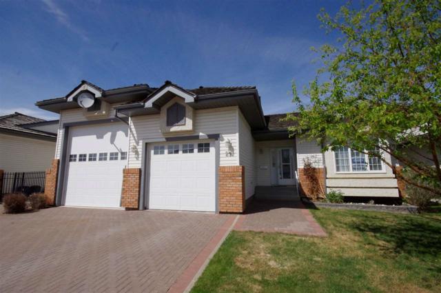 21 10 Blackburn Drive W, Edmonton, AB T6W 1C2 (#E4121879) :: The Foundry Real Estate Company