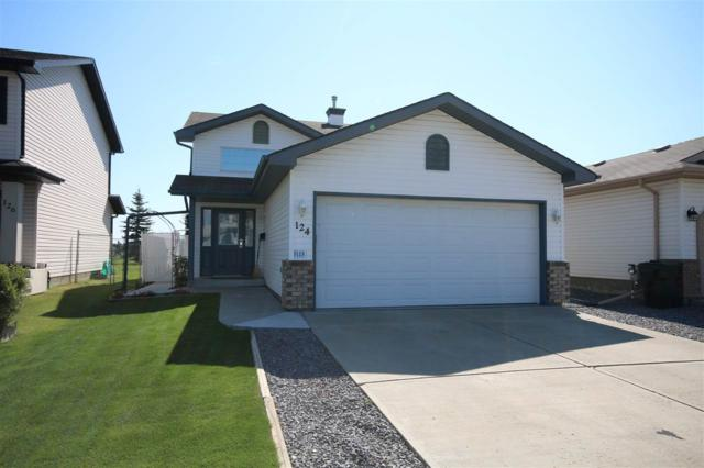 124 Lakeland Drive, Spruce Grove, AB T7X 4A7 (#E4121943) :: Müve Team | RE/MAX Elite