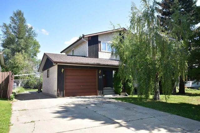 22 Allison Place, St. Albert, AB T8N 3A1 (#E4121978) :: Müve Team | RE/MAX Elite