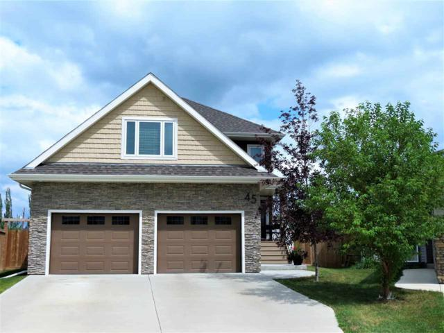45 Southbridge Crescent, Calmar, AB T0C 0V0 (#E4122139) :: Müve Team | RE/MAX Elite