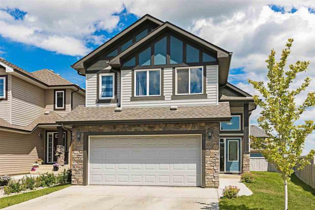 1 Meadowview Landing, Spruce Grove, AB T7X 0N8 (#E4122158) :: The Foundry Real Estate Company