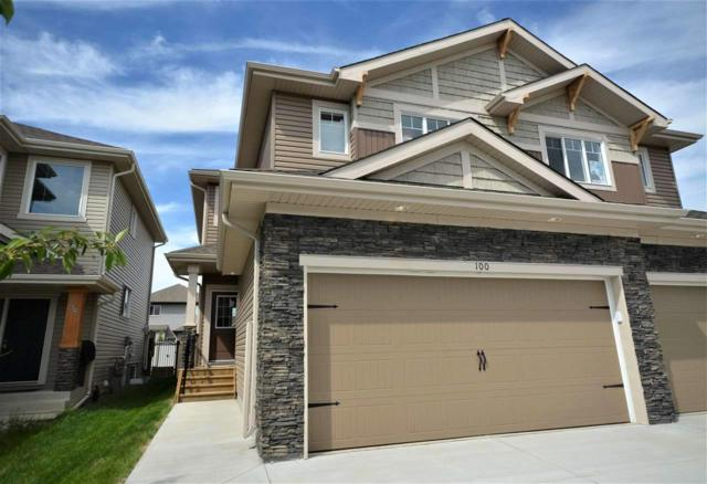 100 Meadowland Crescent, Spruce Grove, AB T7X 0P6 (#E4122185) :: The Foundry Real Estate Company