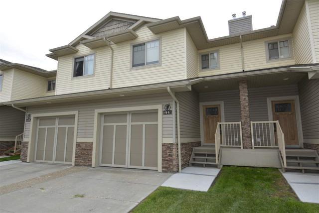 119 5420 Grant Macewan Boulevard, Leduc, AB T9E 0M1 (#E4122386) :: The Foundry Real Estate Company