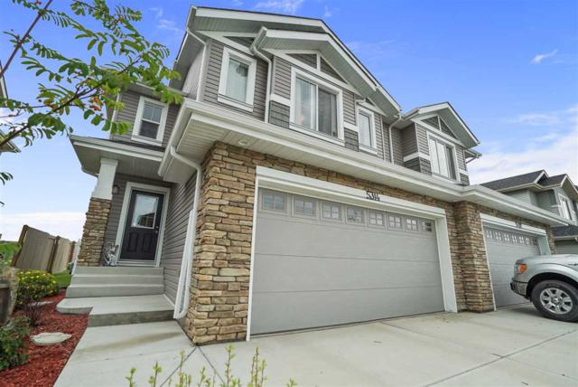 5314 67 Street, Beaumont, AB T4X 2A2 (#E4122503) :: The Foundry Real Estate Company