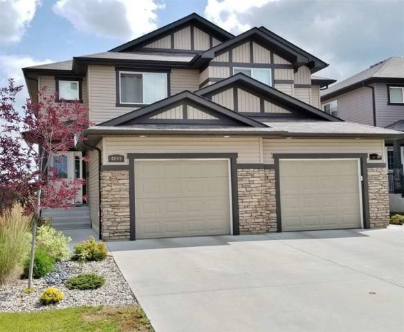 4009 6 Street, Edmonton, AB T6T 0T5 (#E4122752) :: The Foundry Real Estate Company
