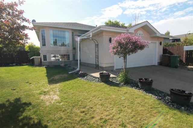 100 Delage Crescent, St. Albert, AB T8N 5Y8 (#E4122858) :: The Foundry Real Estate Company