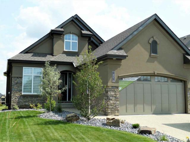 1021 Huckell Place, Edmonton, AB T6W 3B7 (#E4123008) :: The Foundry Real Estate Company