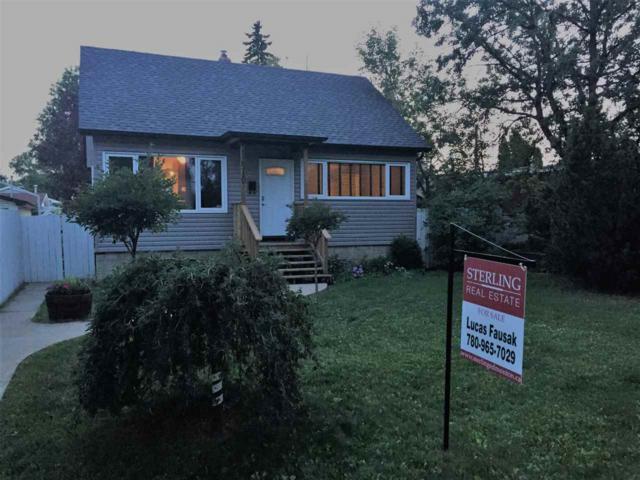 12510 76 Street, Edmonton, AB T5B 2E9 (#E4123016) :: The Foundry Real Estate Company
