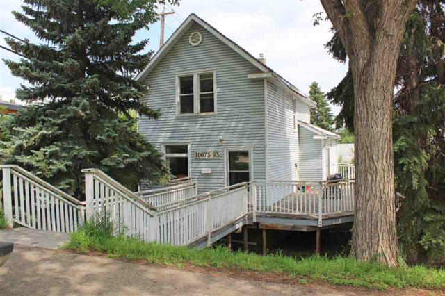 10073 93 Street, Edmonton, AB T5H 1W7 (#E4123036) :: GETJAKIE Realty Group Inc.