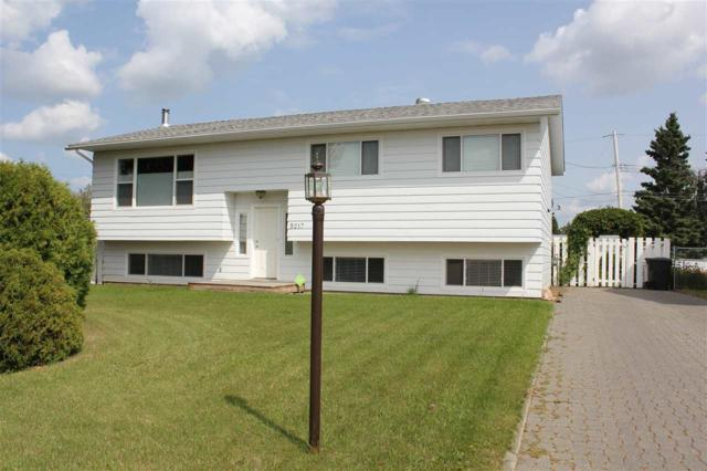 5217 54 Sreet, Elk Point, AB T0A 1A0 (#E4123169) :: The Foundry Real Estate Company